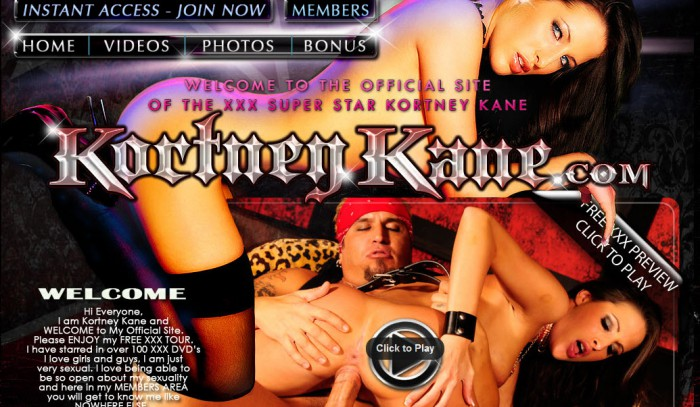 Kortney Kane Official Site